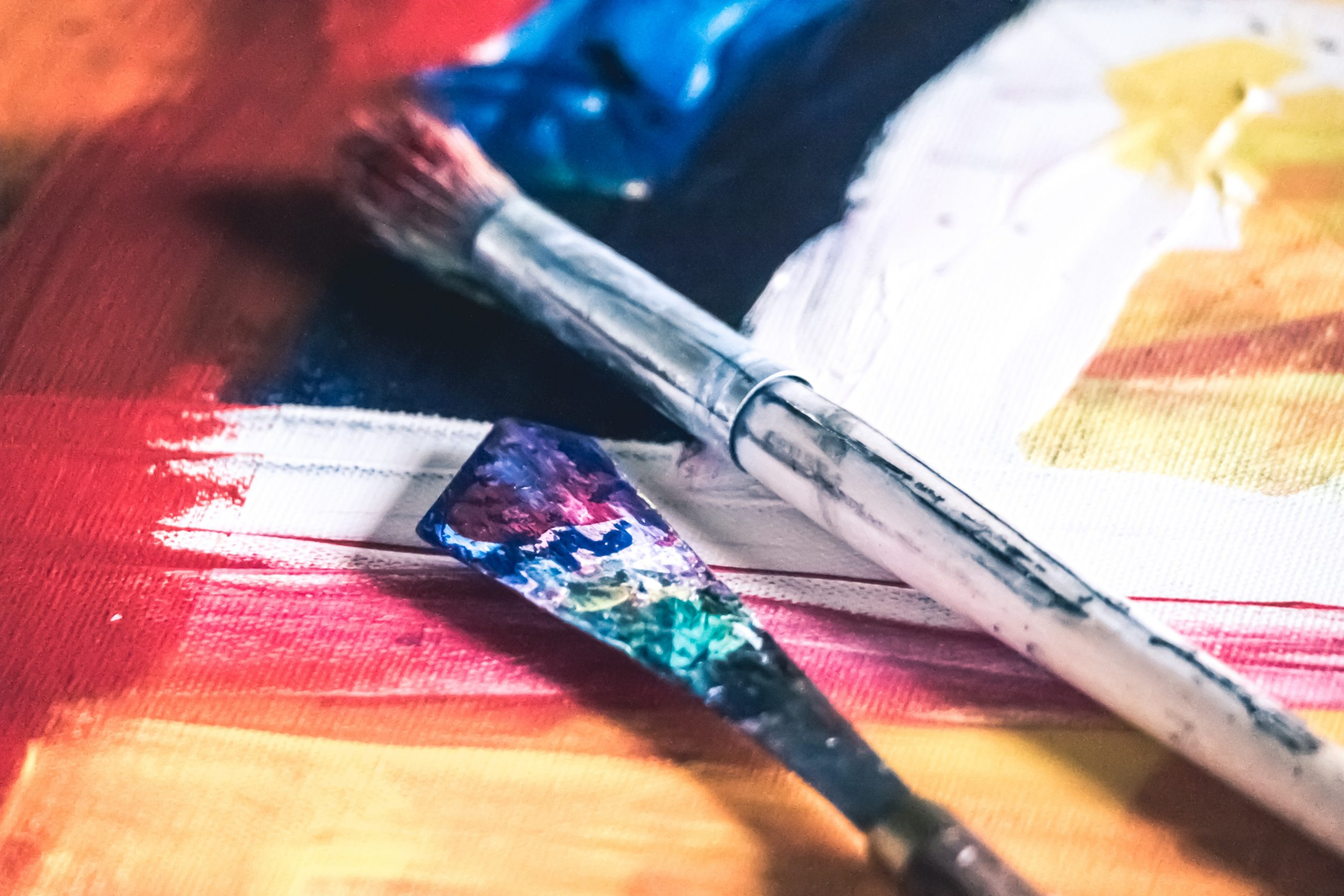 Sodener Kunstwerkstatt Acrylmalerei
