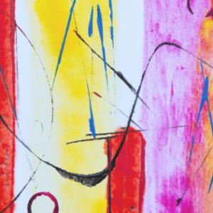 Farbe und Strukturen – Malatelier