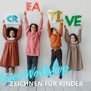 Ferienworkshop: Zeichengrundlagen <br>für Kinder