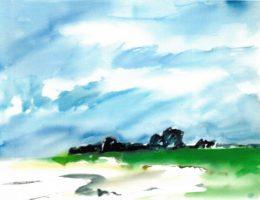 Siegfried Nitz: Windiger Tag